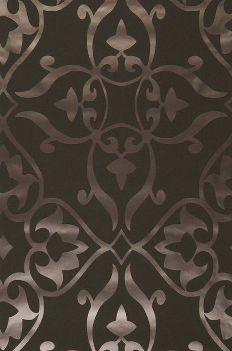 Archiv Wallpaper Boreas terra brown Roll Width