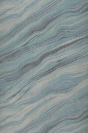 Papel de parede Elyria azul turquesa claro