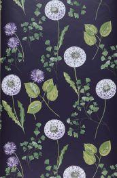 Papel pintado Tauria violeta carmesí
