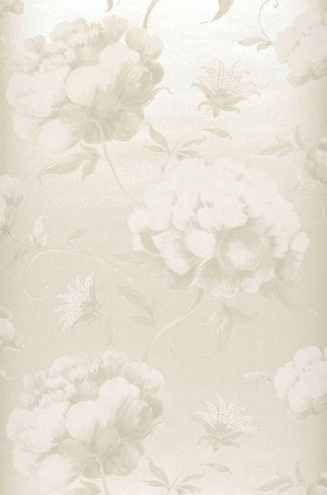 Archiv Wallpaper Meila light beige grey Roll Width
