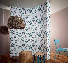 Wallpaper Marilis dark blue