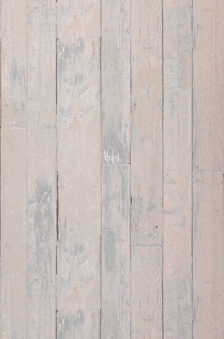Wallpaper Country Wood Basalt Grey Pale Brown Grey