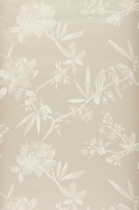 nekami hellgraubeige blassgraubeige cremeweiss florale tapeten tapetenmuster tapeten. Black Bedroom Furniture Sets. Home Design Ideas