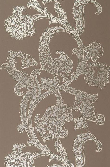 Archiv Papel pintado Kabiri blanco crema Ancho rollo