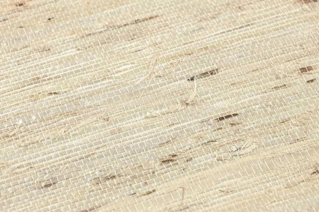 Natural Wallpaper Wallpaper Grasscloth 07 cream Detail View