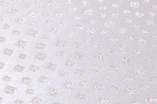 Papier peint Christella rosé pâle chatoyant Vue détail