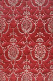 Wallpaper Rabia crimson red