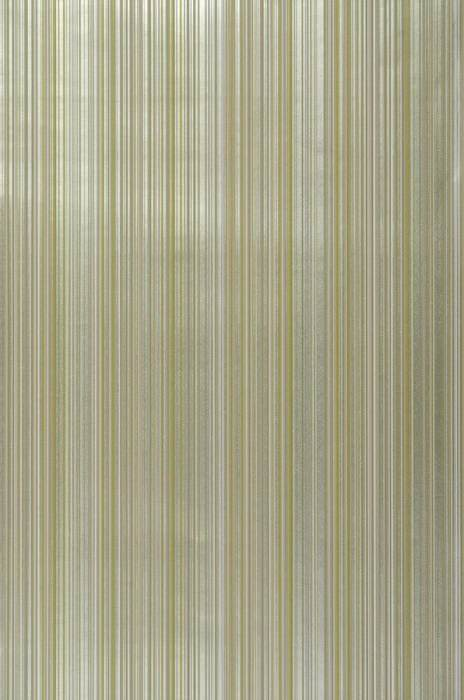Wallpaper Hector Shimmering Stripes Cream Grey beige Light green White gold