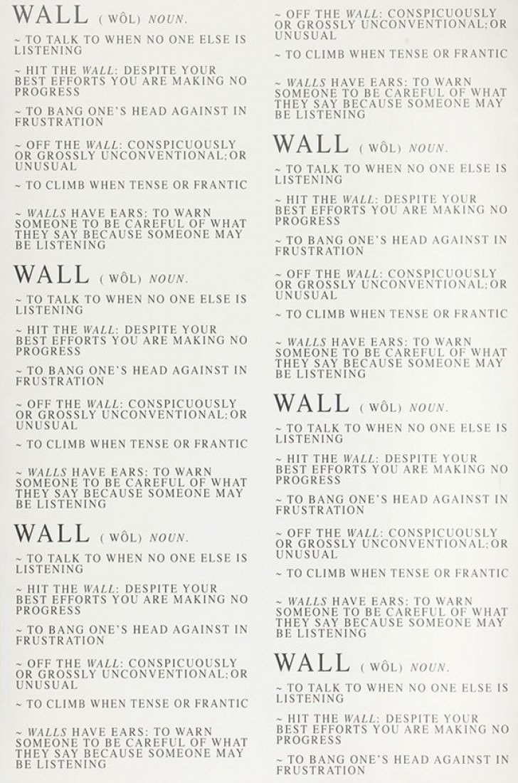 Carta da parati floyd bianco crema nero carta da for Carta da parati anni 70