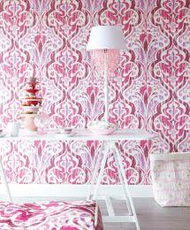 Wallpaper Artio magenta
