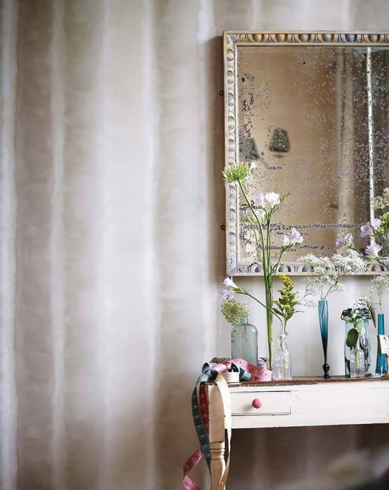 Wallpaper Helios Matt Stripes Cream Grey beige