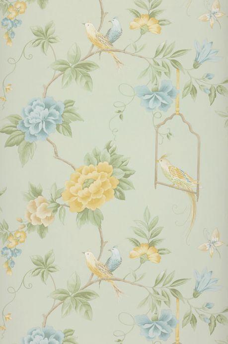 Archiv Wallpaper Venetia sand yellow Roll Width