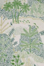 Wallpaper Tammi green