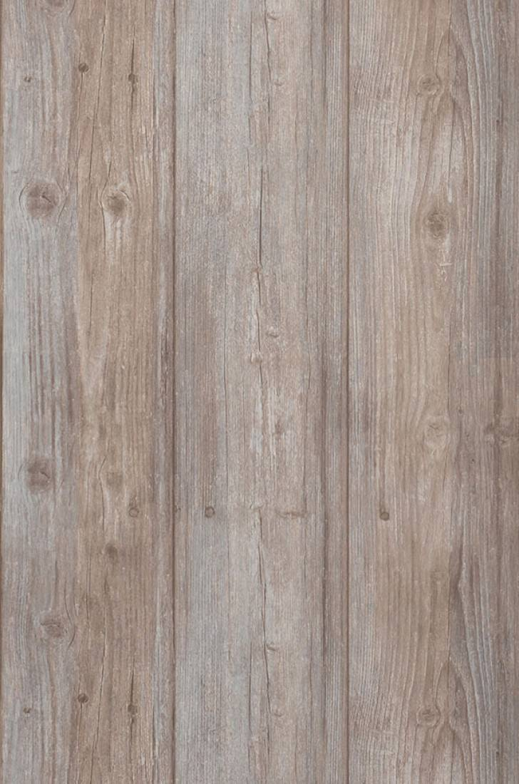 Wallpaper Beach Wood (Pale blue, Pale grey brown, Grey ...
