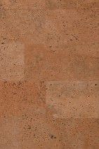 Wallpaper Natural Cork 07 Matt Solid colour Brown tones