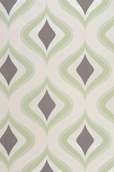 Archiv Wallpaper Triton light green Roll Width