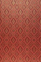 Wallpaper William orient red