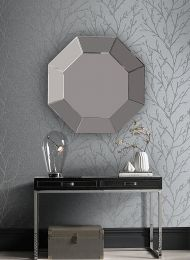 Wallpaper Bellewood silver shimmer