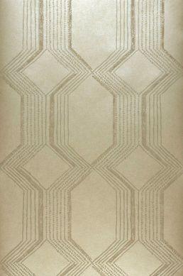 Wallpaper Xander gold Roll Width