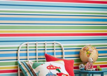 Papel de parede Jama azul