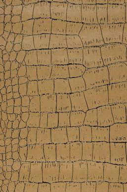 Wallpaper Skin Effect matt gold A4-Ausschnitt
