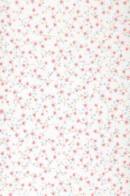 Wallpaper Felicia white Roll Width