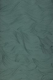 Wallpaper Abanico mint green