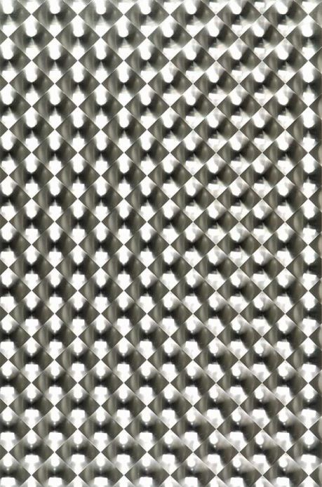 Metallic Wallpaper Wallpaper Cassiopeia white gold lustre Roll Width