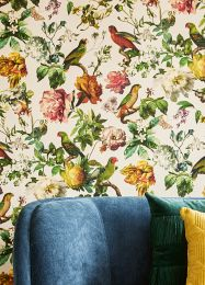 Wallpaper Margarete cream