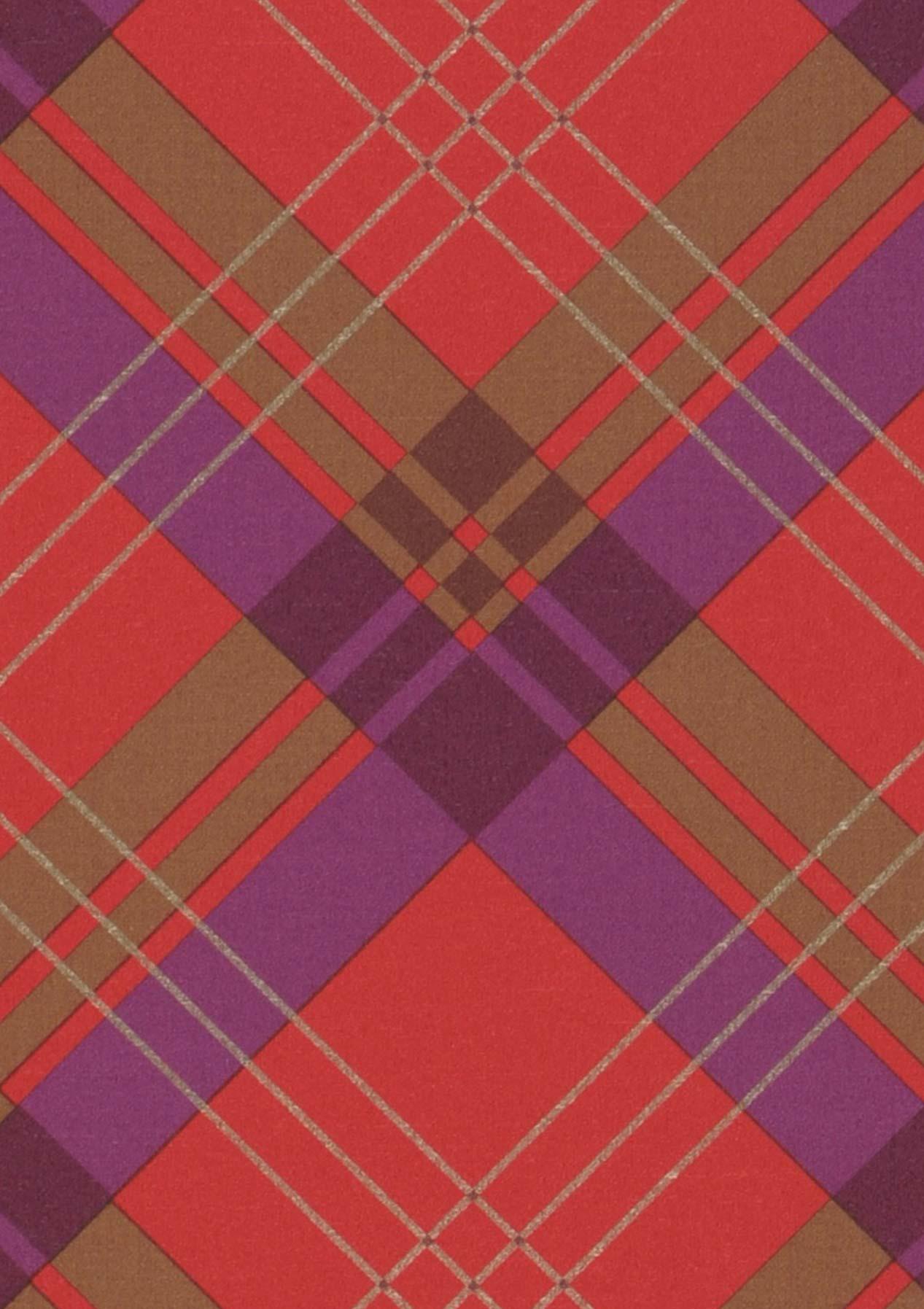 Tapete arristo blassbraun perlbeige rot violett for Tapete nach hause