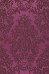 Papel pintado Leandra violeta