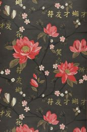 Papel pintado Miuba rosa viejo