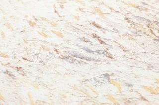 Papel pintado VanGogh Meadow Mate Pradera con flores Blanco crema Violeta pálido Marrón Beige parduzco Azul violeta