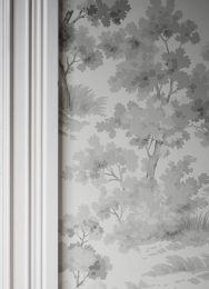 Papel de parede Calobra tons de cinza