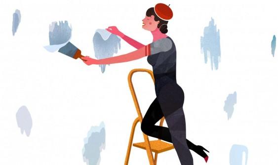 tapetenentfernung je nach material der tapete gibt es verschiedene wege blog lookbook. Black Bedroom Furniture Sets. Home Design Ideas