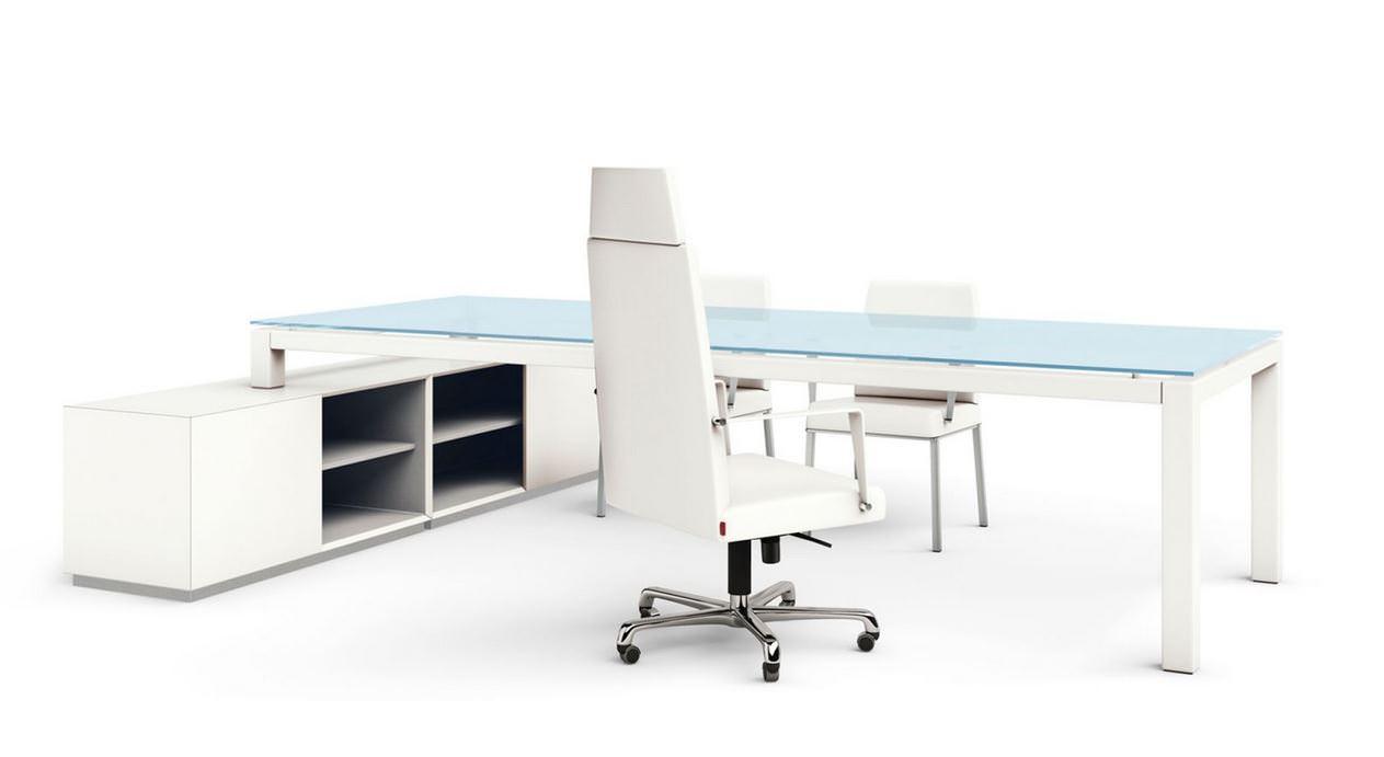 Minimalism-office-desk