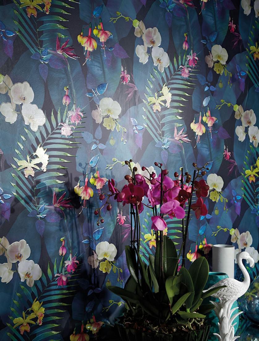Zoe Wallpaper
