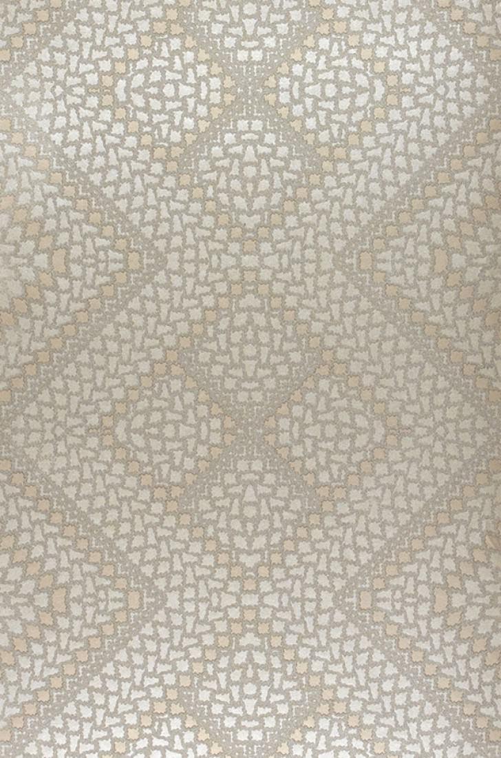 Yamuna perlbeige hellelfenbein perlgold glamour se for Tapeten land