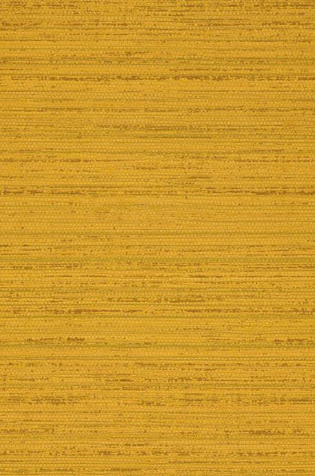 Papel de parede vinílico Papel de parede Ludome amarelo caril Detalhe A4