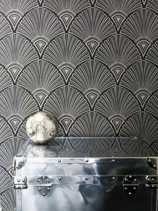 Archiv Papel de parede Hekate cinza claro Ver quarto