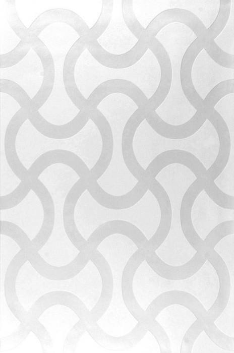 Wallpaper Beltone Shimmering pattern Matt base surface Waves White Oyster white