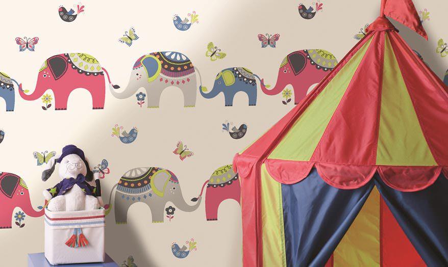 Vintage Tapete Kinderzimmer : Pics Photos – Tinkerbell Retro Tapete Kinderzimmer Tapeten Kids Home