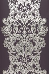 Wallpaper Persephone silver lustre