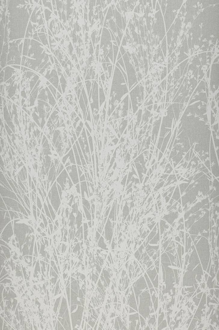 Papel pintado amasa gris claro blanco gris ceo - Papeles pintados de los 70 ...