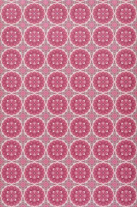 Archiv Wallpaper Finola heather violet Roll Width