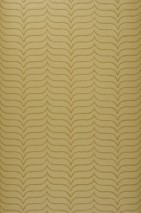 Wallpaper Lovida Matt Graphic elements Green beige Green brown