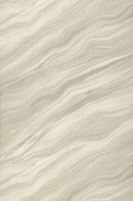 Archiv Carta da parati Elyria grigio beige chiaro  Larghezza rotolo