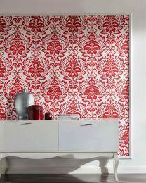 Wallpaper Jumah red