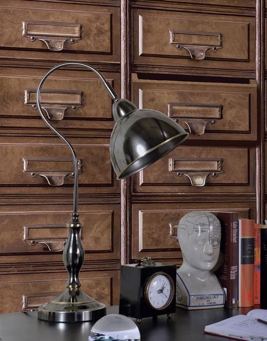Wallpaper Politeus Matt Old apothecary cabinet Brown tones
