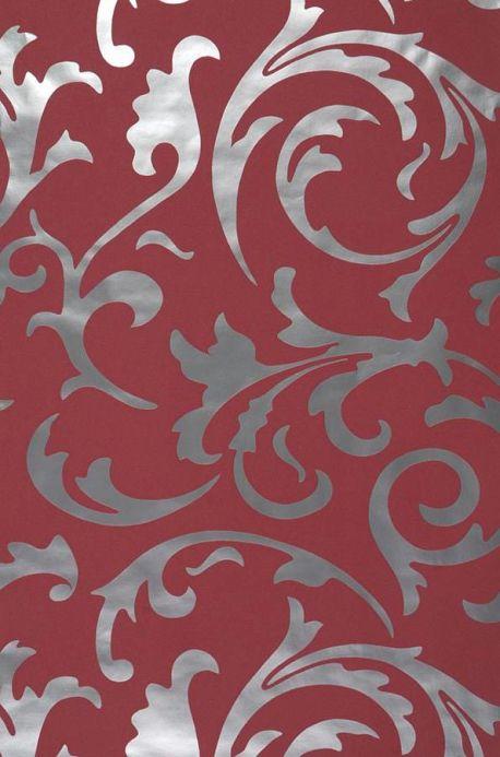Archiv Papier peint Medusa rouge vin Largeur de lé
